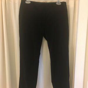 NWT The Limited Velvet Pants, sz 6 - Drew